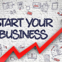 Start your business sign