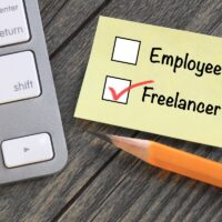 choice of working as freelancer versus employee